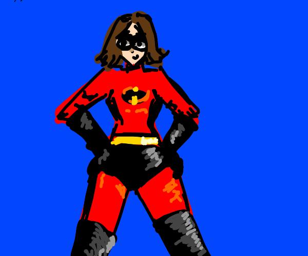 Mrs. Incredible/Elastigirl