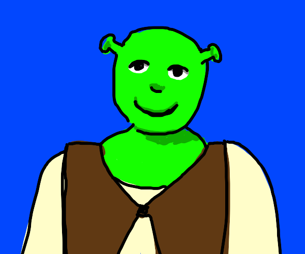 Happy Shrek