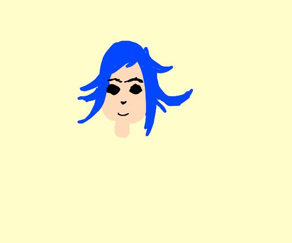 2-d from gorrilaz don't draw a gorrilla