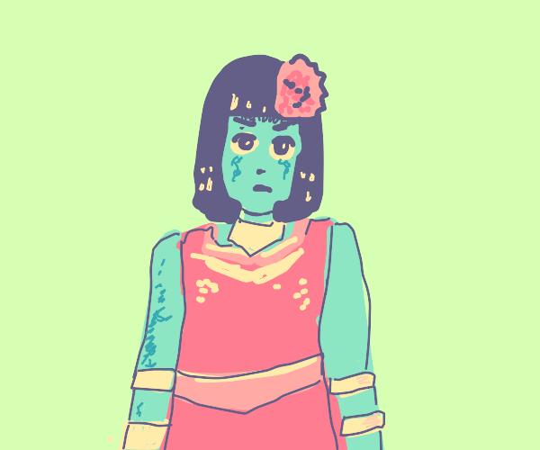 zombie cleo
