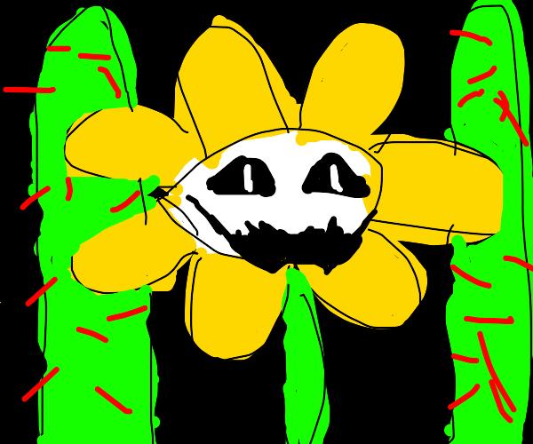Undertale flower