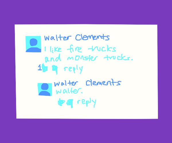 Walter Clemints