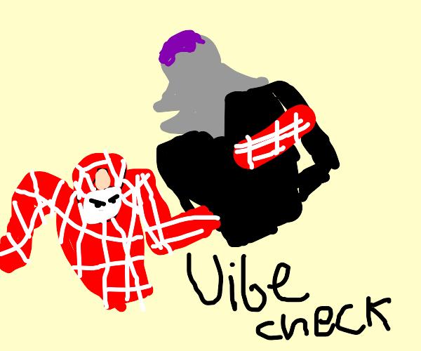 King crimson vibe checks through your stomach