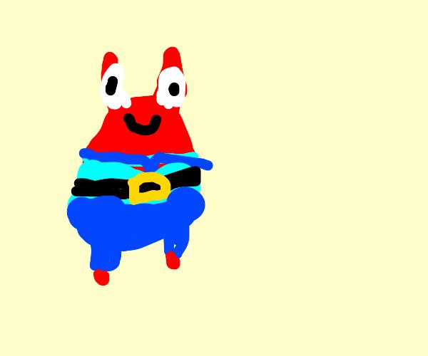 Mr.Krabs In Alabama
