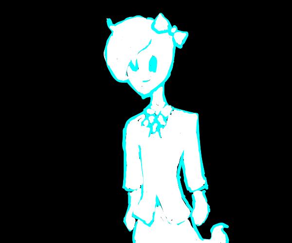 fancy femboy ghost