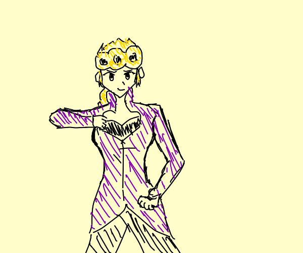 female giorno