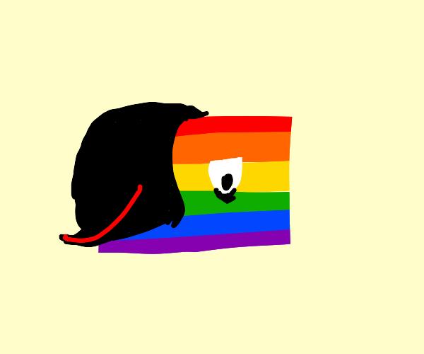 edgy gay