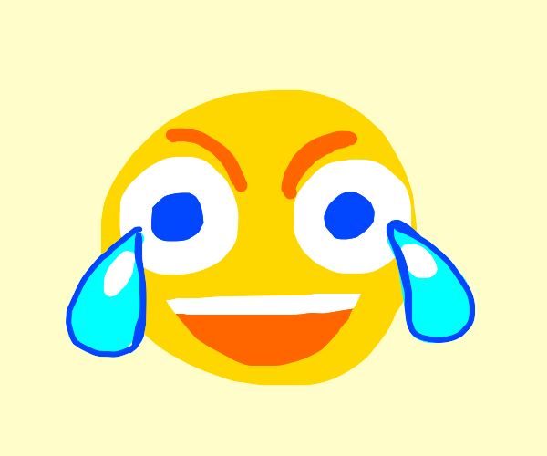 Cursed Emoji Crying