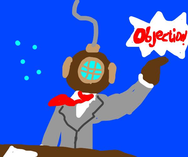 undersea lawyer