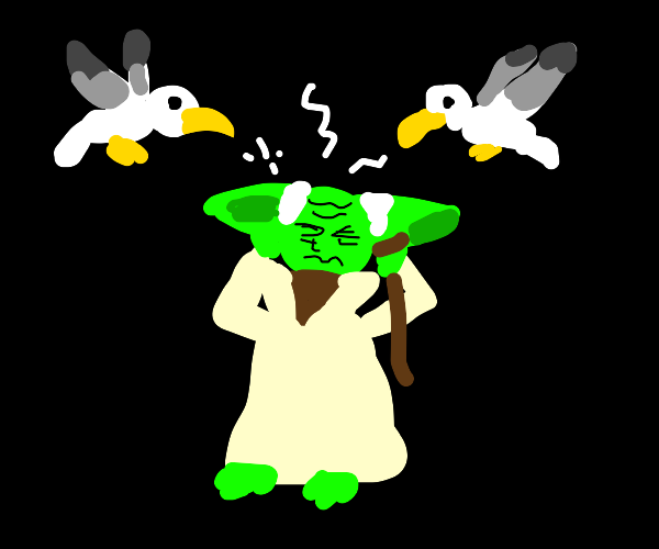 Yoda singing the Stop It Now song