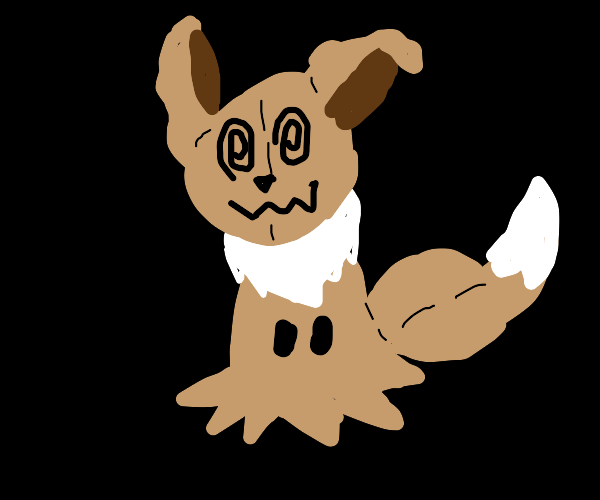 Mimikyu disguised as your favourite pokémon