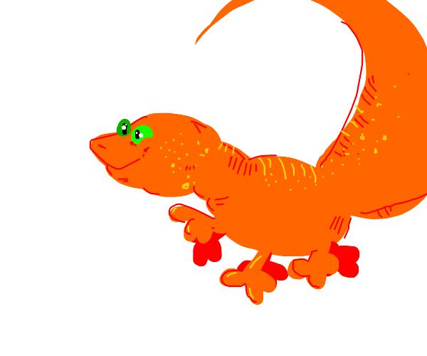 6 Legged Lizard