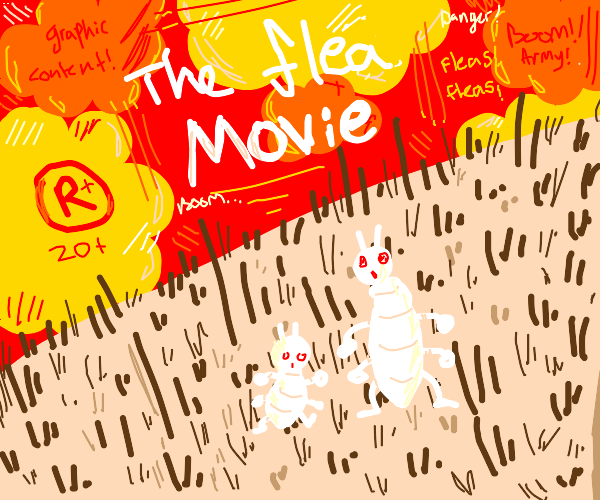 the flea movie