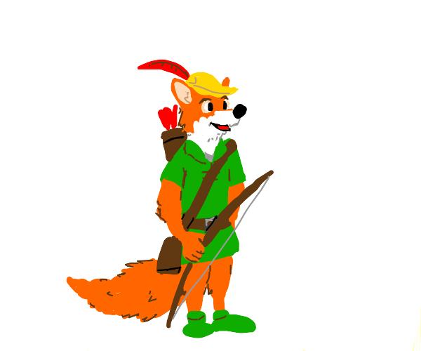 Robin Hood (Disney fox)