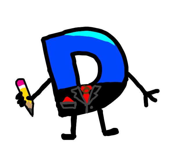 Suit and Tie Drawception D!