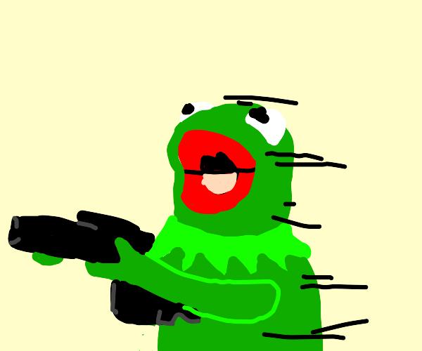 kermit the frog starts world war 3