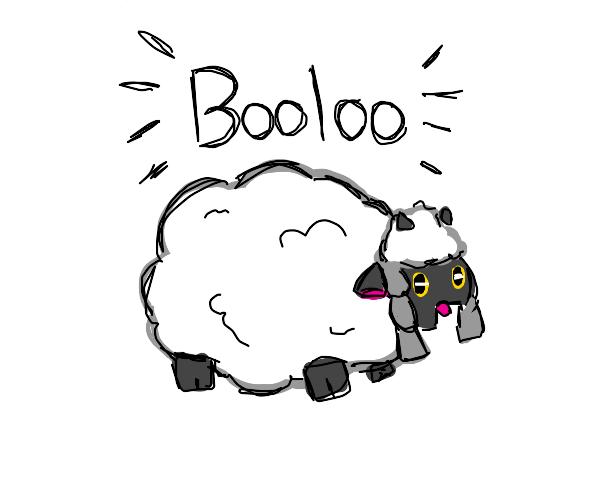 Wooloo says Booloo