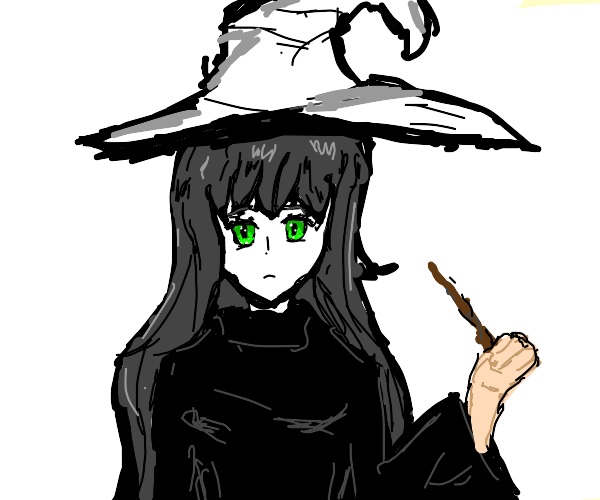 anime witch