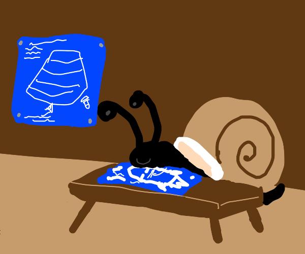 Engineer Snail