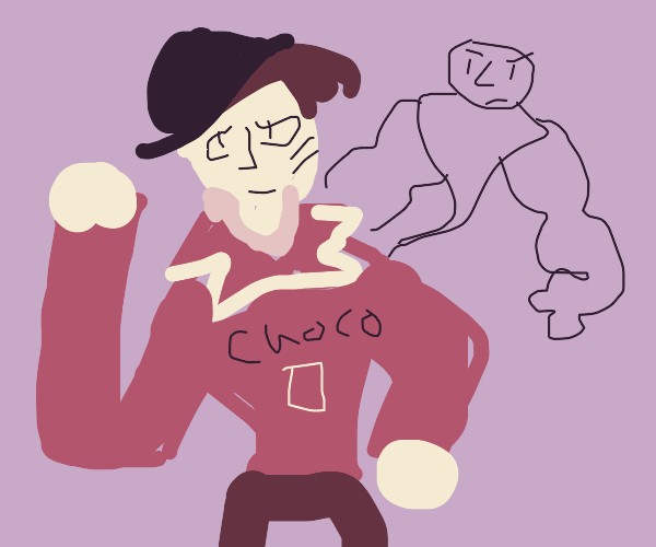 Willy Wonka is a Stand user