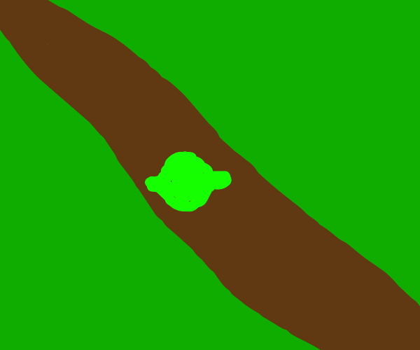 Lime in a Mudslide