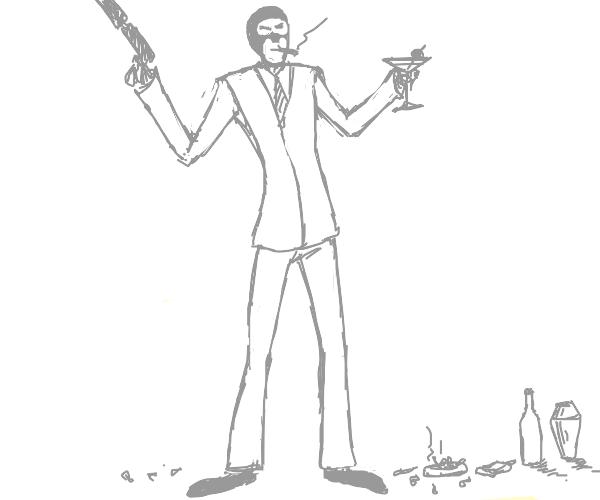 Spy from TF2
