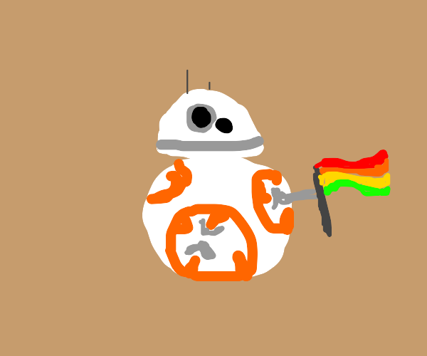 bb8 is gay