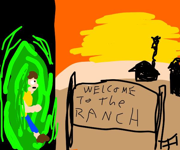portal to ranch