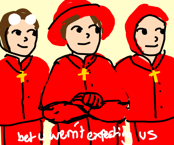 what nobody expects (the spanish inquisition)