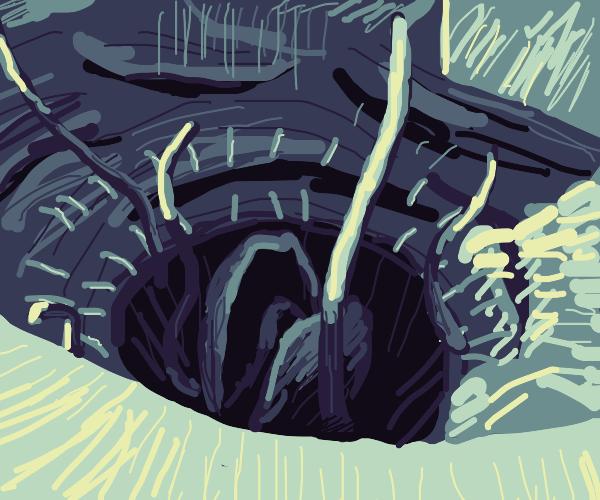 Sarlacc pit