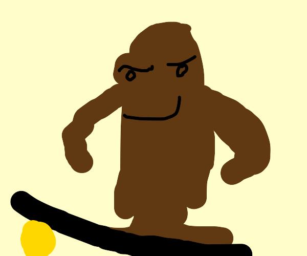 The Amazing Bigfoot