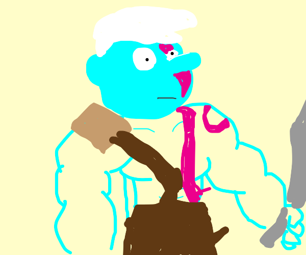 God smurf
