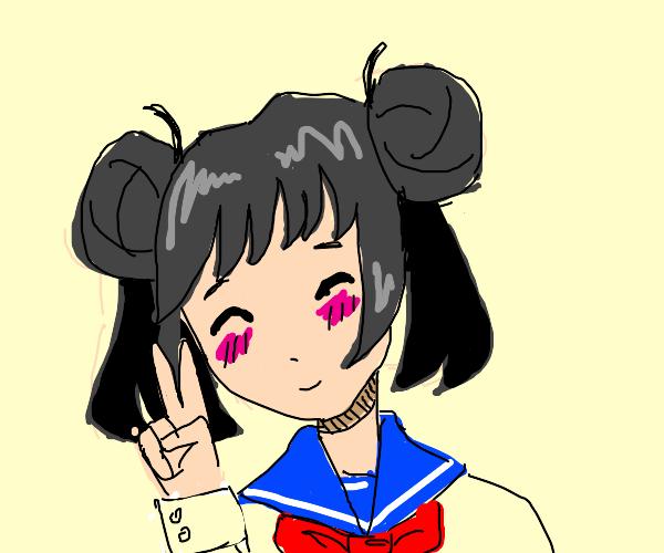 Cute Japenese Girl