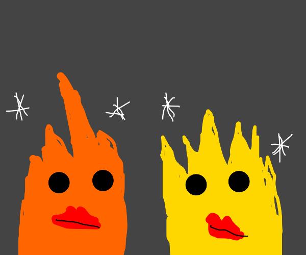 Fabulous Flames