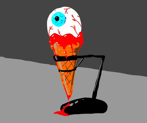 Eyeballs are the new ice cream