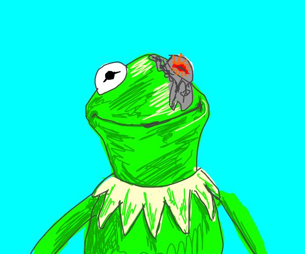 Kermit is a Terminator