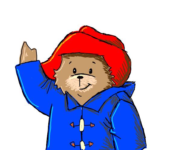 paddington the bear