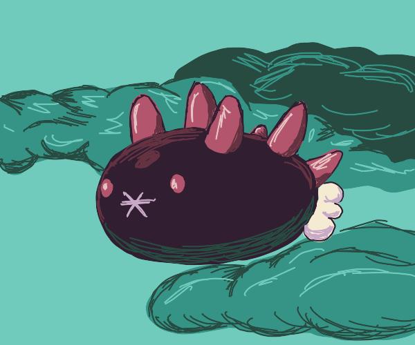 pyukumuku if it was a flying type pokemon