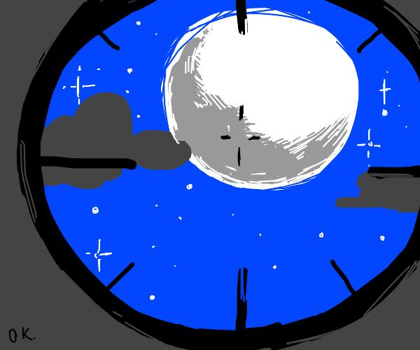 shoot4 the moon, if u miss ur still a star :)