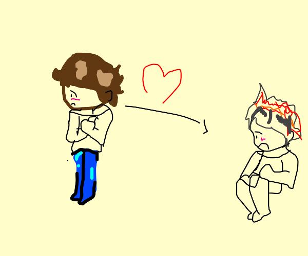 2 adorable gay boys