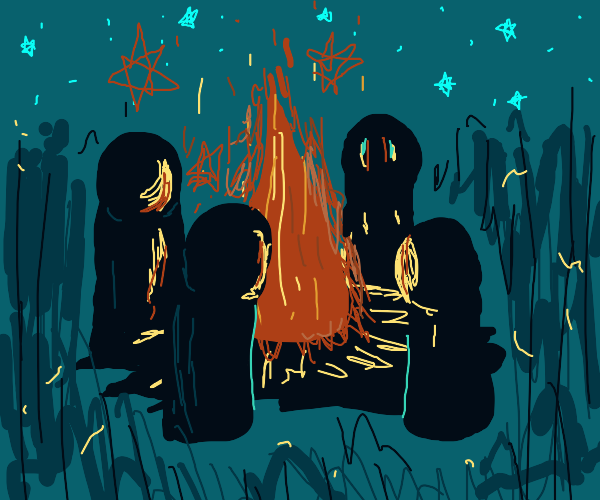 the fire cult