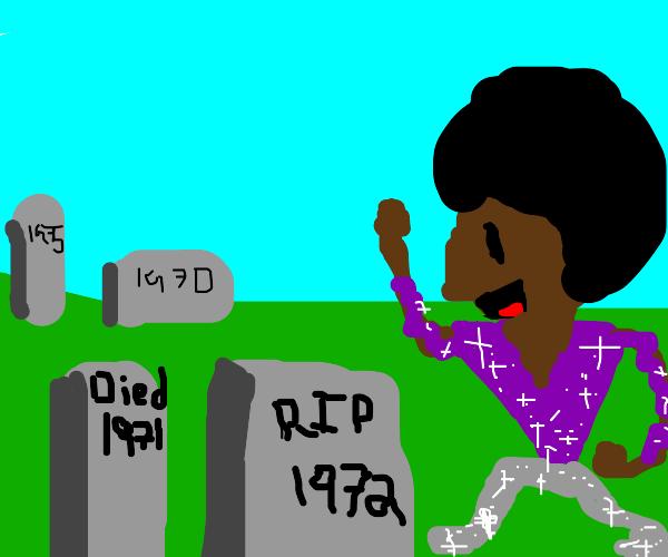 1970's Cemetery