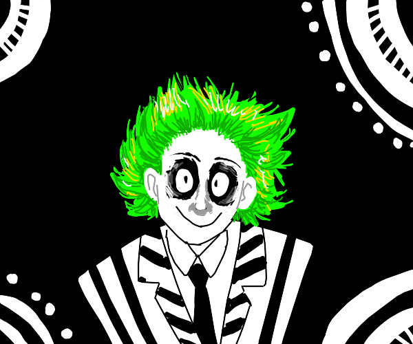Beetlejuice(Musical/Movie/Cartoon)
