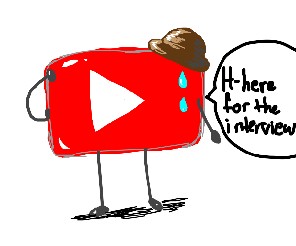 Mr. Youtube has an awkward interview