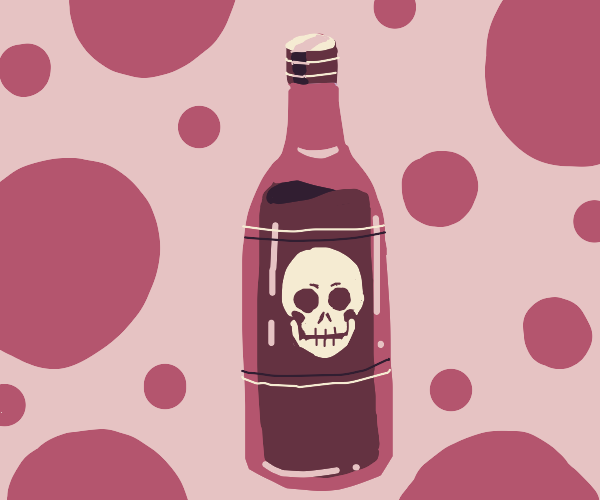 Deadly wine