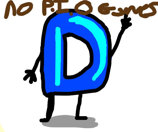Drawception D detests PIO games
