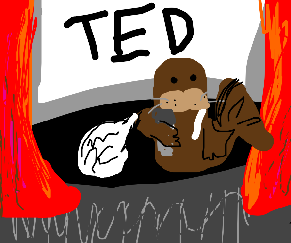 walrus ted talk