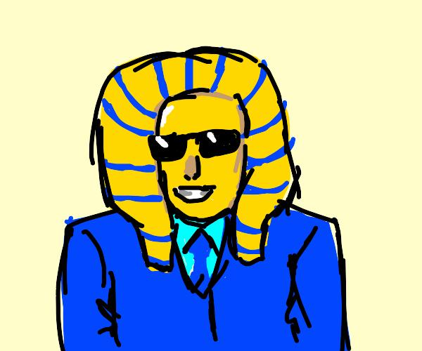 sphinx lookin kinda fresh doe