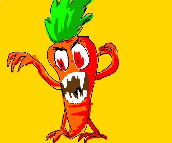 Carrot creacher