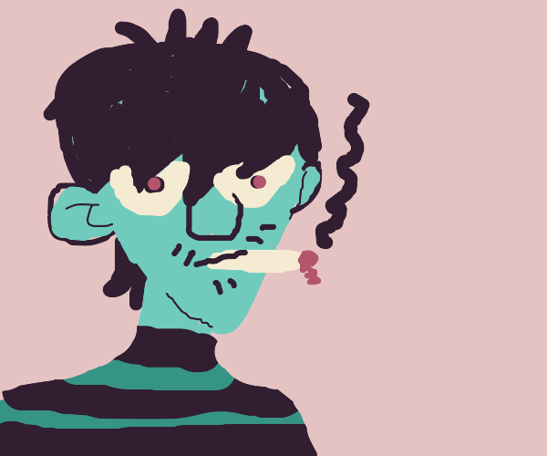 murdoc niccals is high
